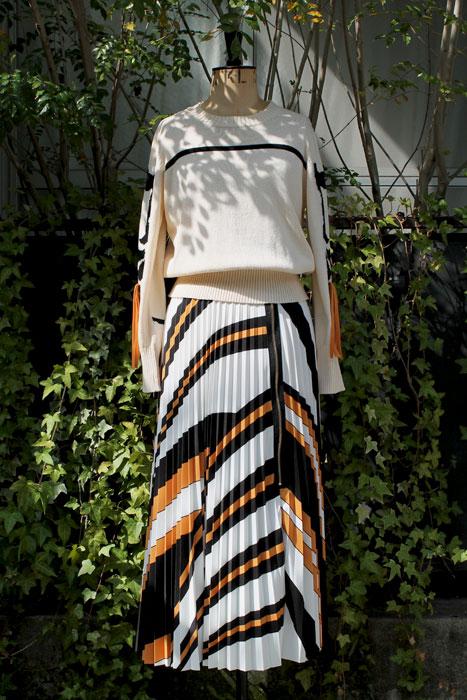 aF-18043 Knit  aF-18030 Skirt