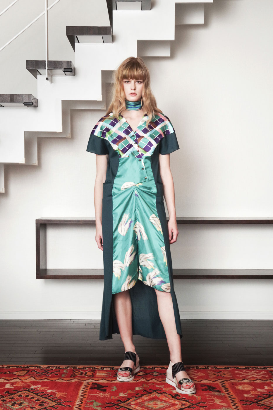 19029 Dress ¥34,000