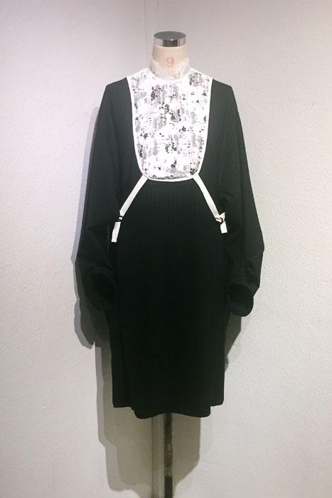 aF-171835 Bib Collar  aF-171821 Dress