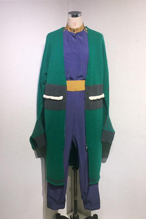 aF-171825 Blouse   aF-171841 Cardigan   aF-171828 Pants