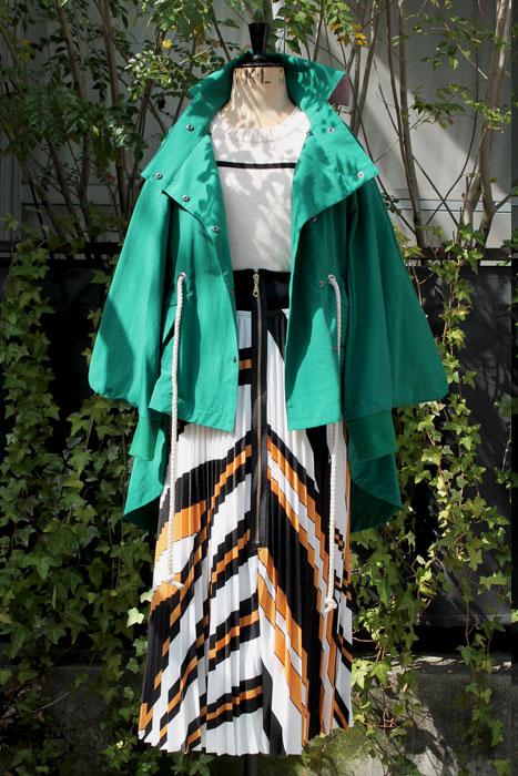 aF-18002 Coat  aF-18043 Knit  aF-18030 Skirt