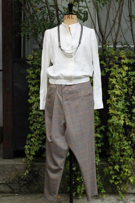 aF-18031 Shirt Blouson  aF-18021 Pants