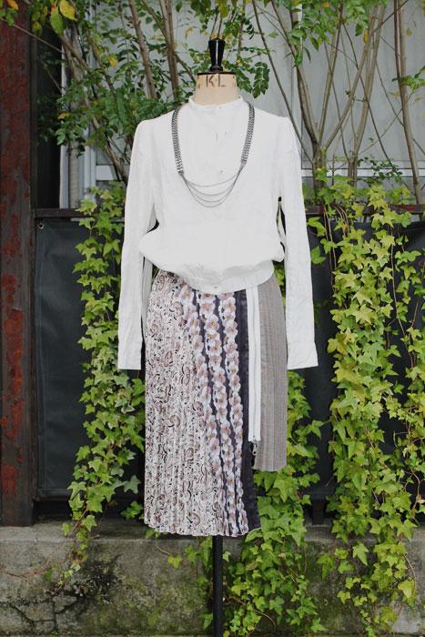 aF-18031 Shirt  aF-18023 Skirt