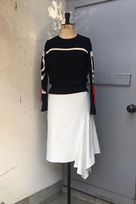 aF-18043 Cardigan  aF-18016 Skirt